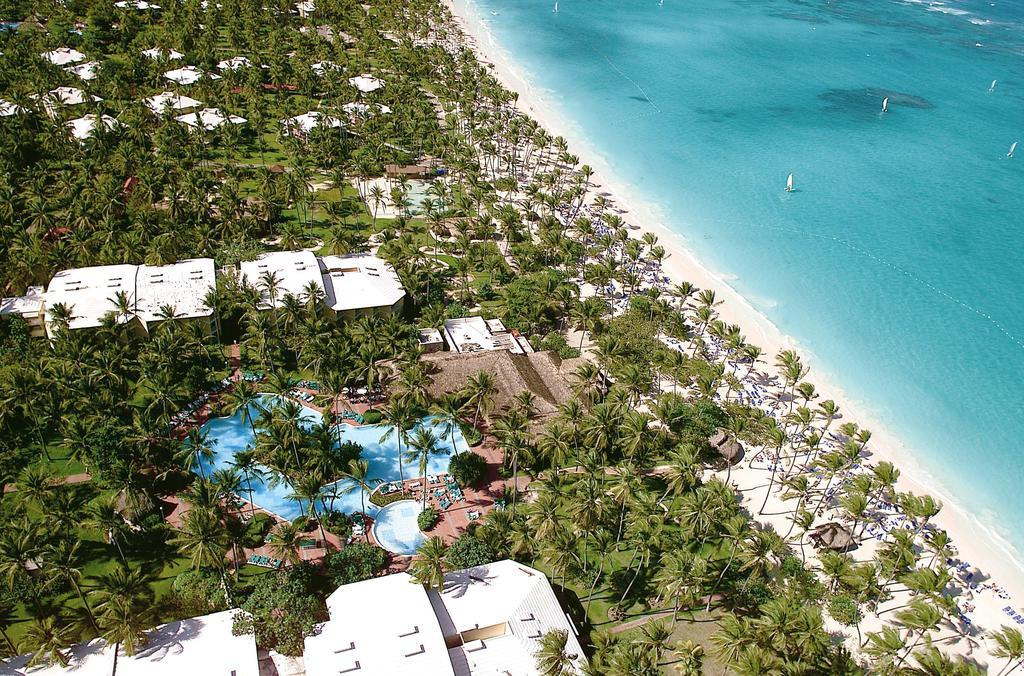Punta Cana Resorts >> Grand Palladium Punta Cana Resort Spa All Inclusive In